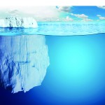The danger of abdominal obesity with an 'iceberg' of insulin resistance