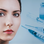 Combination injectable treatments to treat  the ageing face