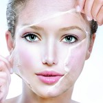 Chemical peels for wrinkle reduction and photoageing