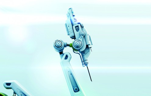 Robotic plastic surgery: past, present and future