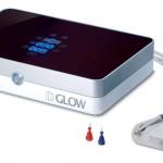 D-Glow: for the face, neck and décolleté
