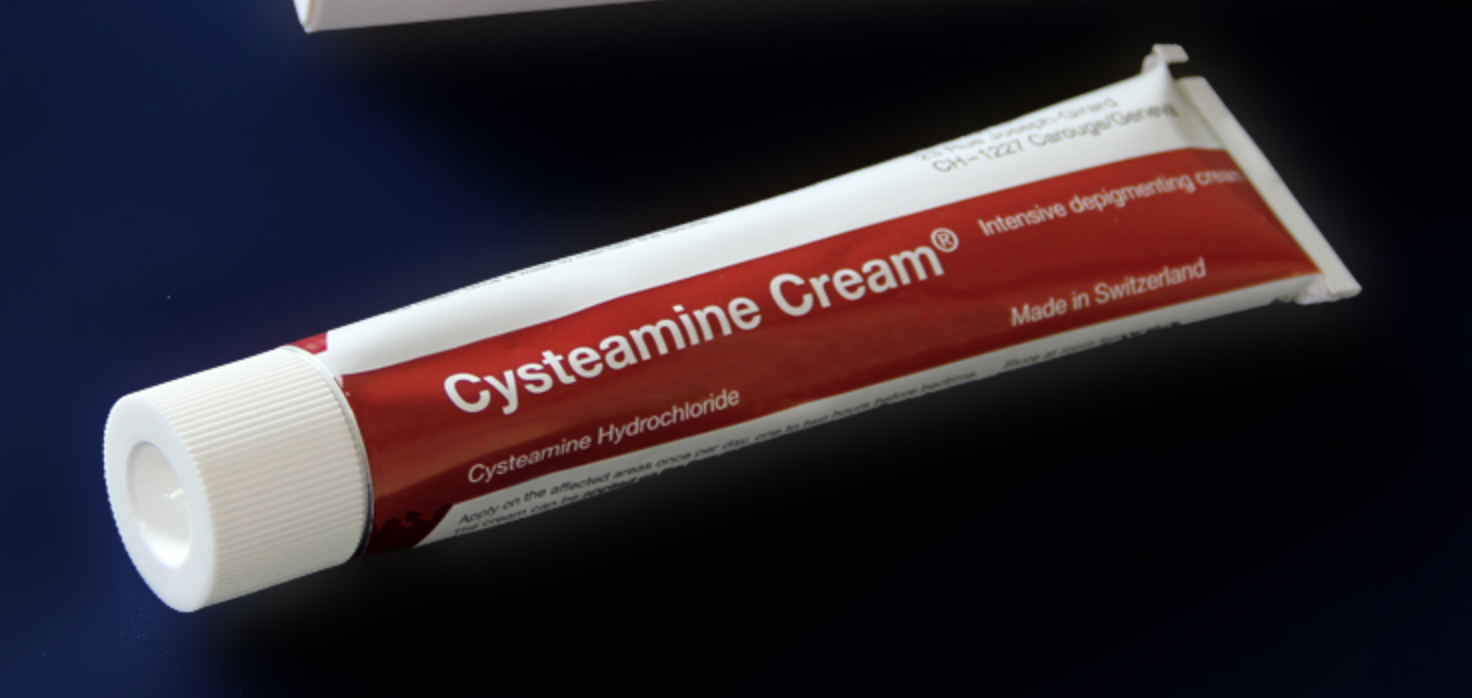 Creams to depigment your skin - St Thomas' Hospital