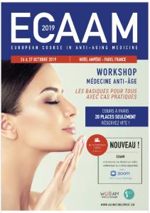 ECAAM 2019 – Cours en français